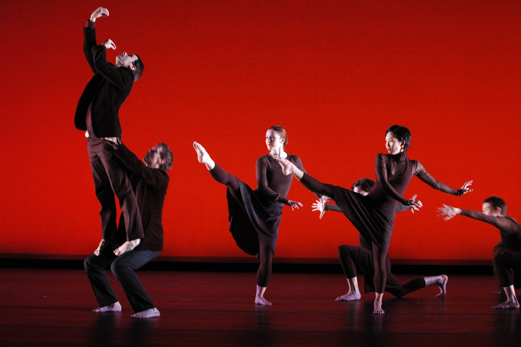 The Five Best Performances of Fall for Dance 2011   Ryan Wenzel